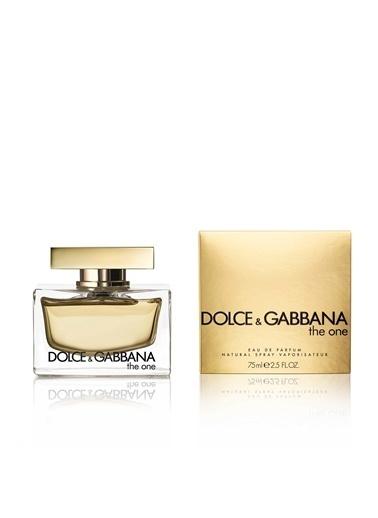 Dolce&Gabbana The One Femme Edp 75ML Kadın Parfüm Renksiz